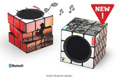 Rubik's Cube speaker 70 MM