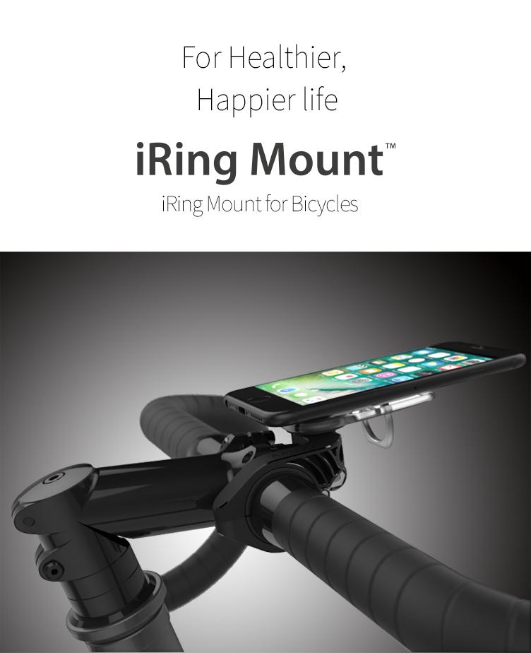 Iring bike mount