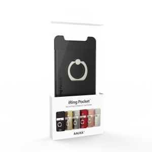 Iring pocket package black