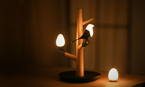 Lampe nest a