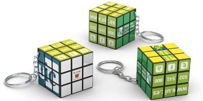 Rubik s cube porte clés