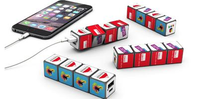 Rubiks powerbank web