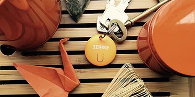 ZENkey orange