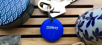 ZENkey Blue